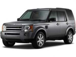 Ремонт Land Rover Discovery 3