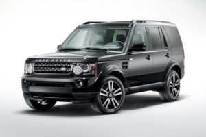 Ремонт Land Rover Discovery 4